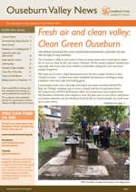 Ouseburn Valley News cover