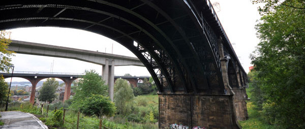 3 ouseburn bridges