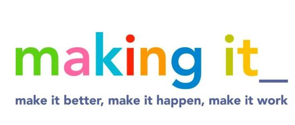 Making IT logo