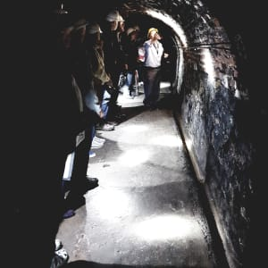 Victoria Tunnel Tour Gift Voucher for 6