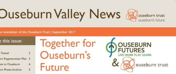 Ouseburn Valley News - latest edition