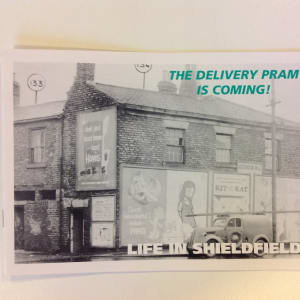 The delivery pram is coming!