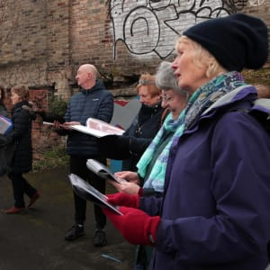 Guided walk around Ouseburn
