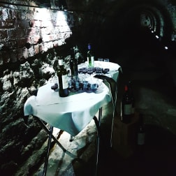 Tipple in the Tunnel
