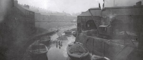 Ouseburn Then and Now