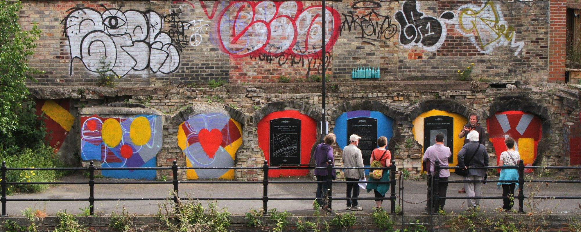 Back to the Future | Guided Walk of Ouseburn