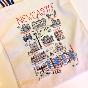 Newcastle/ Gateshead Tote Bag- Julia Gash